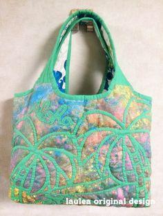 Hawaiian quilt Laulea 作品展