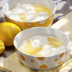 Zitronensuppe mit Eischneenocken - Wochenblatt für Landwirtschaft & Landleben