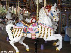 disneyland carousel horses | ... to All Things Disney but Mostly Disneyland: Fantasyland Archives