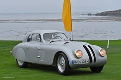 20 Of The World's Most Exceptional Cars At The Pebble Beach Concours d'Elegance…