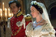 """Costumes from the movie """"The Young Victoria"""" realised by Jean-Marc Vallée in 2009"""