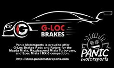 This week only, 15-19 August 2016, enjoy 10% off all G-Loc Brakes pads, rotors, and packages via Panic's web store with the promo code: GLOC10. http://store.panicmotorsports.com ....... #paniracing #mazdaspeed #glocbrakes #mazdamiata #miata #specmiata #mazdamx5 #mx5 #performanceparts