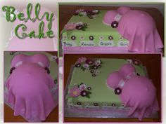 Baby Shower Cakes for Girls | Posted on Apr 20, 2008