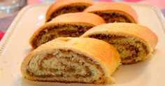 Mennonite Girls Can Cook: Roolyet (Russian Nut Roll) Amish Recipes, Gourmet Recipes, Cookie Recipes, Slovak Recipes, Ukrainian Recipes, Hungarian Recipes, Delicious Recipes, Bread Recipes, Baking Recipes