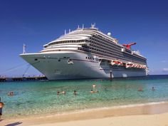 Full Carnival Breeze Cruise Review {with tons of pics, food reviews and cabins to avoid}