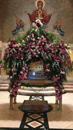 Orthodox Easter, Holy Week, Holi, Flower Arrangements, Flowers, Painting, Inspiration, Ideas, Art