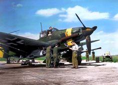 Stuka Junkers Ju87 ~ BFD