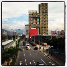 Plaza de la libertad en Medellín