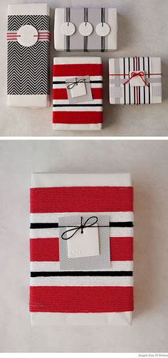 A Gift Wrapped Life - Gifting Tips, Advice and Inspiration: The Gift Wrap Extravaganza .................the Moderns