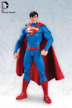 Planetacomic: Muñecos - Justice League new 52: Series 1 - SUPERMAN