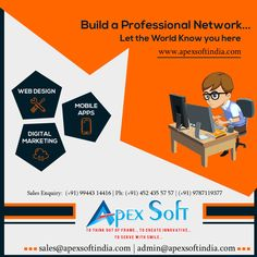 oga Apex Soft Technology Pvt Ltd is a web development company with the corporate office located in Madurai , Tamil Nadu, India. We provide web services throughout the world.  To meet the requirements of the clients, we provide diversified services under one roof with a team of brilliant professionals. Our company is equipped with most modern software, hardware and needed technological equipment.