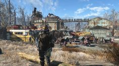 Fallout Mods, Fallout 4 Settlement Ideas, Bethesda Games, Fall Out 4, Apocalypse, Ps4, Sci Fi, Gaming, Poster