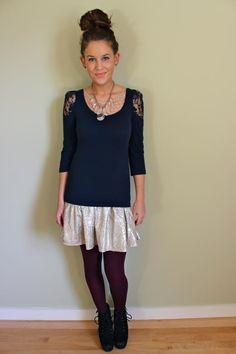 holiday dress, shirt with a dress,