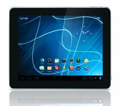 """9.7"""" Android 4.0 Tablet EUK. Capacitive 10p multi touch IPS."""