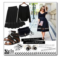 """""""SheIn 3/10"""" by smajicelma ❤ liked on Polyvore"""