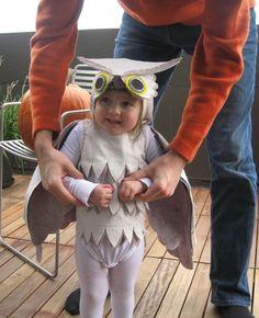 Costumi Halloween Bambini - Gufo