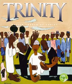 Join us for Worship Tomorrow at Trinity United Church of Christ 400 W. 95th Street Chicago IL 60628 Sermon Title:  The Purpose Of The Church; The Mission Of The Preacher Scripture:  Nehemiah 3:1-2 (NIV) Service Times:  7:30 a.m. 11:00 a.m. and 6:00 p.m.   About our Cover Art: The cover art I Baptize Thee is an original piece from renowned artist William H. Johnson (1901-1970). Depicting the experience of African Americans during the 1930s and 1940s Johnson used a primitive style of painting…