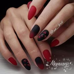 February nails Beautiful nails 2018 Bright fashion nails Evening nails Festive nails Long nails Manicure on the day of lovers Nails trends 2018 Easy Nails, Simple Nails, Cute Nails, Gradient Nails, Holographic Nails, Acrylic Nails, Stiletto Nails, Coffin Nails, Prom Nails