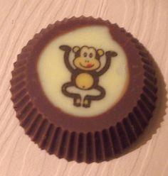 Monkey Favour  www.rocksonchocs.co.uk