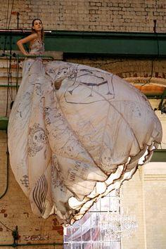 Gorgeous ballon skirt