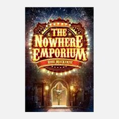 The Nowhere Emporium front cover
