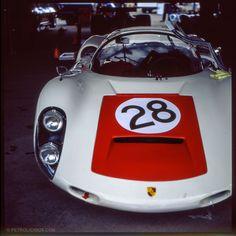 Porsche #28  Monterey Historics at Laguna Seca