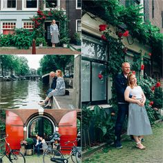 Vacation Couple's Photoshoot in Amsterdam - rudenko-photography.com