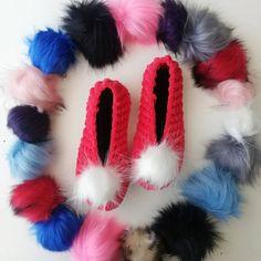 """handmade slippers,Gift slippers,ladies slippers,knitted slippers,house slippers,Ballet Slippers,pink slippers,mother slippers,women slippers"""