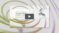 SuperHelix is a professional tool to create complex helix splines for 3D modeling, Animation and VFX. http://www.splinedynamics.com/superhelix/