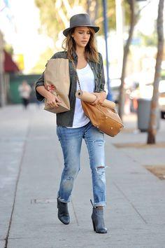 fashion-follie:  Jessica Alba