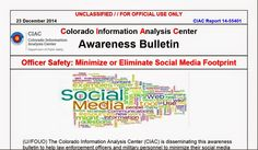 IISCA-Blog: Directive on USA Officer Safety on Web: Minimize o...