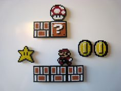 Mario hama magnets