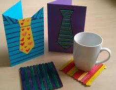 fathers day crafts - Buscar con Google