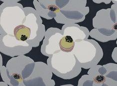 Makela Wallpaper Chambray | Makela Wallcoverings | Wallcoverings | VillaNova | Upholstery Fabrics, Prints, Drapes & Wallcoverings