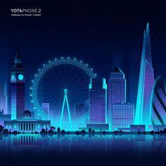 Yota Phone 8