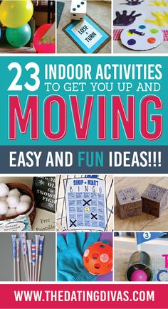 activities for adults ideas Indoor Fun Family Games and Activities Babysitting Activities For Boys Indoor Games, Indoor Activities For Adults, Indoor Games For Toddlers, Family Games Indoor, Summer Activities, Fun Games For Adults, Easter Activities, Outdoor Activities, Family Fun Night