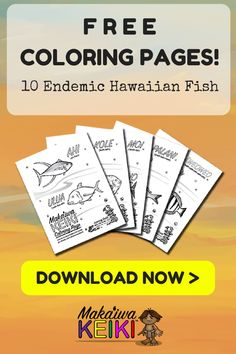 hawaiian language coloring pages - photo#17