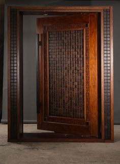 Are you looking for the best wooden doors for your home that suits perfectly? Then come and see our new content Wooden Main Door Design Ideas. House Gate Design, Wooden Doors Interior, Door Design Interior, Wooden Front Door Design, Wooden Main Door, Doors Interior Modern, Room Door Design