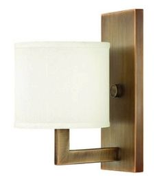 Cleveland Lighting | Hampton - One Light Wall Sconce