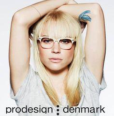 Pro Design Denmark Eyewear brillen http://www.optiekvanderlinden.be/pro_design.html