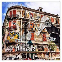 Lisbon_color, art, graffiti Cottage - Quinta de Santo Antonio www.enjoyportugal.eu Enjoy Portugal