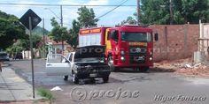 Incêndio em veículo da Prefeitura Municipal - http://projac.com.br/noticias/incendio-em-veiculo-da-prefeitura-municipal.html