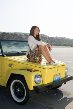My Dream Car, Dream Cars, Volkswagen 181, Bus Girl, Vw Vintage, Vw Cars, Convertible Backpack, Female Friends, Car Girls