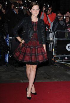 Ella también se apunta a la tendencia escocesa