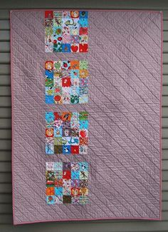 (7) Name: 'Quilting : Modern Eye Spy Quilt