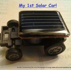 My 1st Solar Car!
