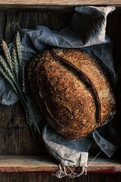 Basic bread, my first sourdough bread. How to make your first homemade sourdough bread, all the process with tips, doubts and answers. Sourdough Recipes, Sourdough Bread, Bread Recipes, Bread Bun, Bread Rolls, Spoon Bread, Pain Au Levain, Dark Food Photography, Photography Composition