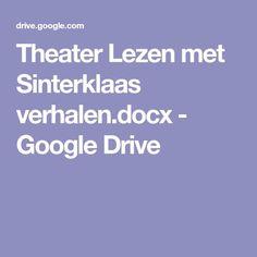 Theater Lezen met Sinterklaas verhalen.docx - Google Drive