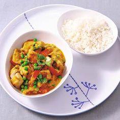 Recept - Thaise curry met kip - Allerhande