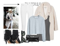 Cosy Street Style...My Look Today in Girona by hattie4palmerstone on Polyvore featuring polyvore, fashion, style, MANGO, Gérard Darel, MICHAEL Michael Kors, IRO, Balenciaga, Ray-Ban, women's clothing, women's fashion, women, female, woman, misses and juniors